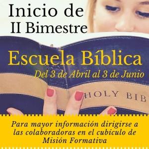 escuela-biblica