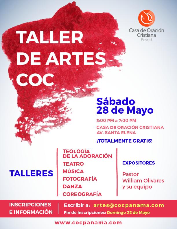 taller-artes-coc-flyer