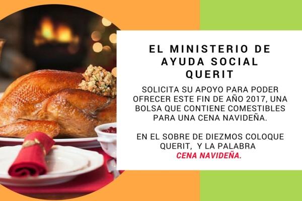 El MINISTERIO DE AYUDA SOCIAL – QUERIT