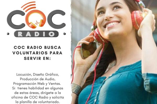 VOLUNTARIOS COC RADIO