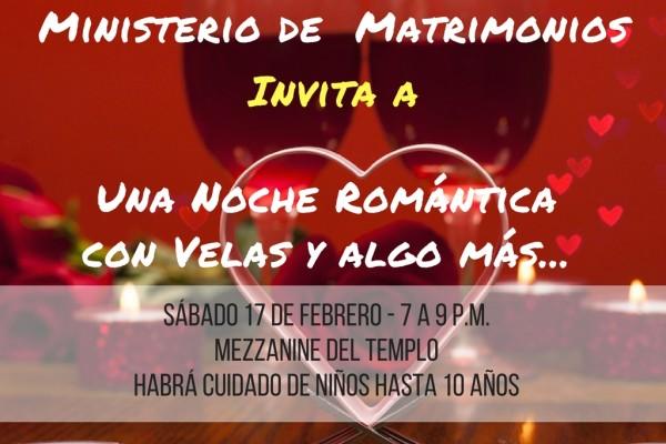 REUNION DE MATRIMONIOS FEB- 2018