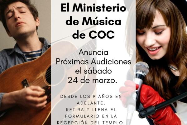 Ministerio de Música- audiciones (1)