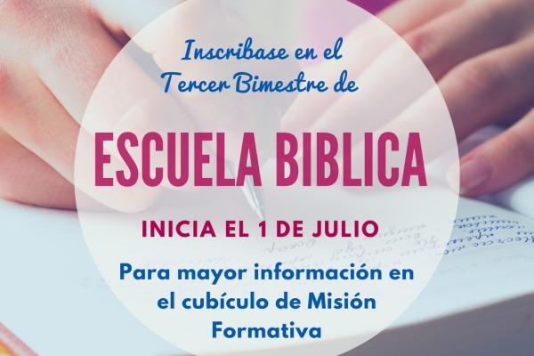 III BIMESTRE DE E.B. 2018