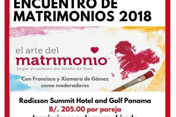 Encuentro de Matrimonios 2018